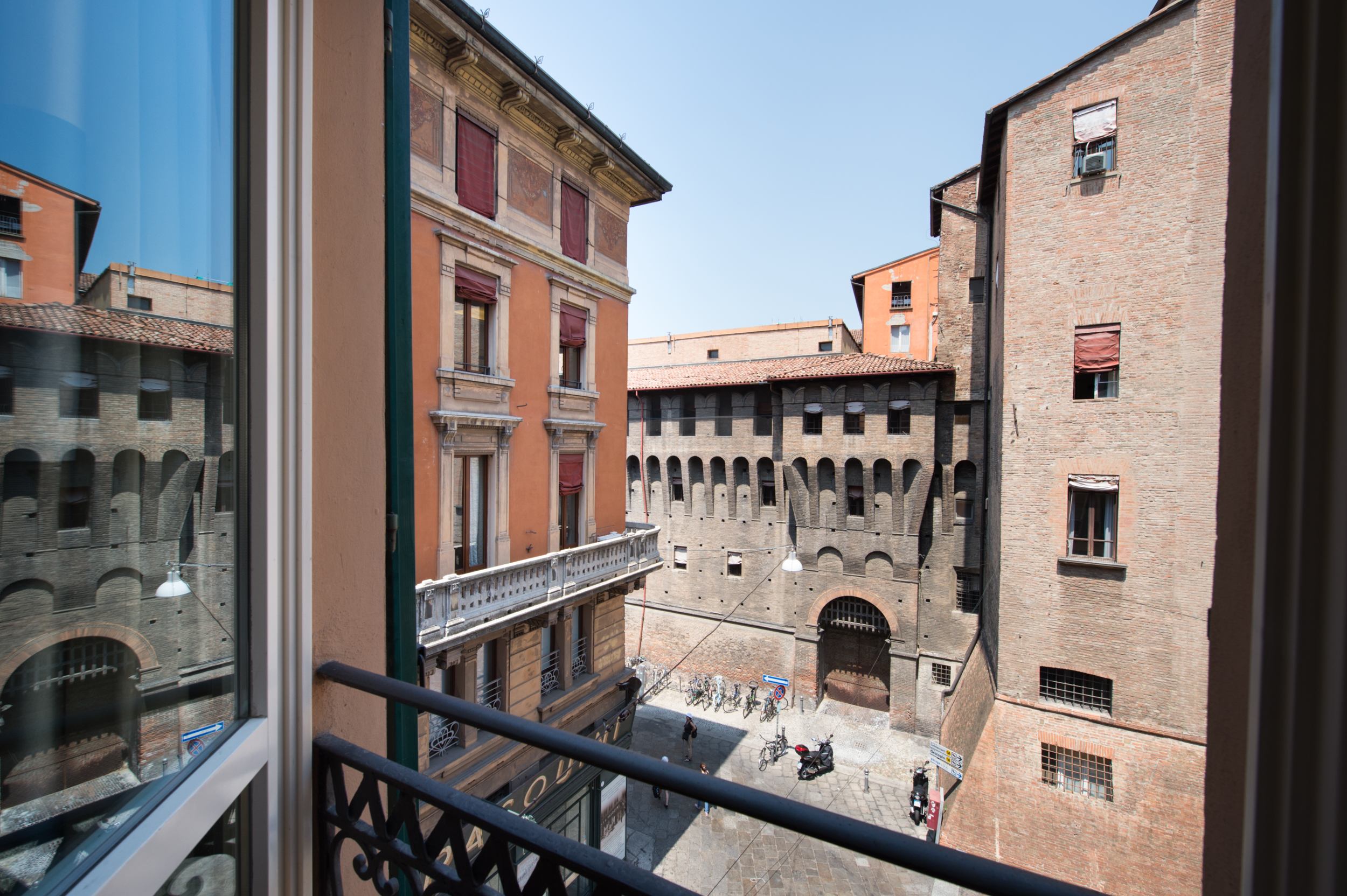 Art Hotel Novecento Bologna, Italia